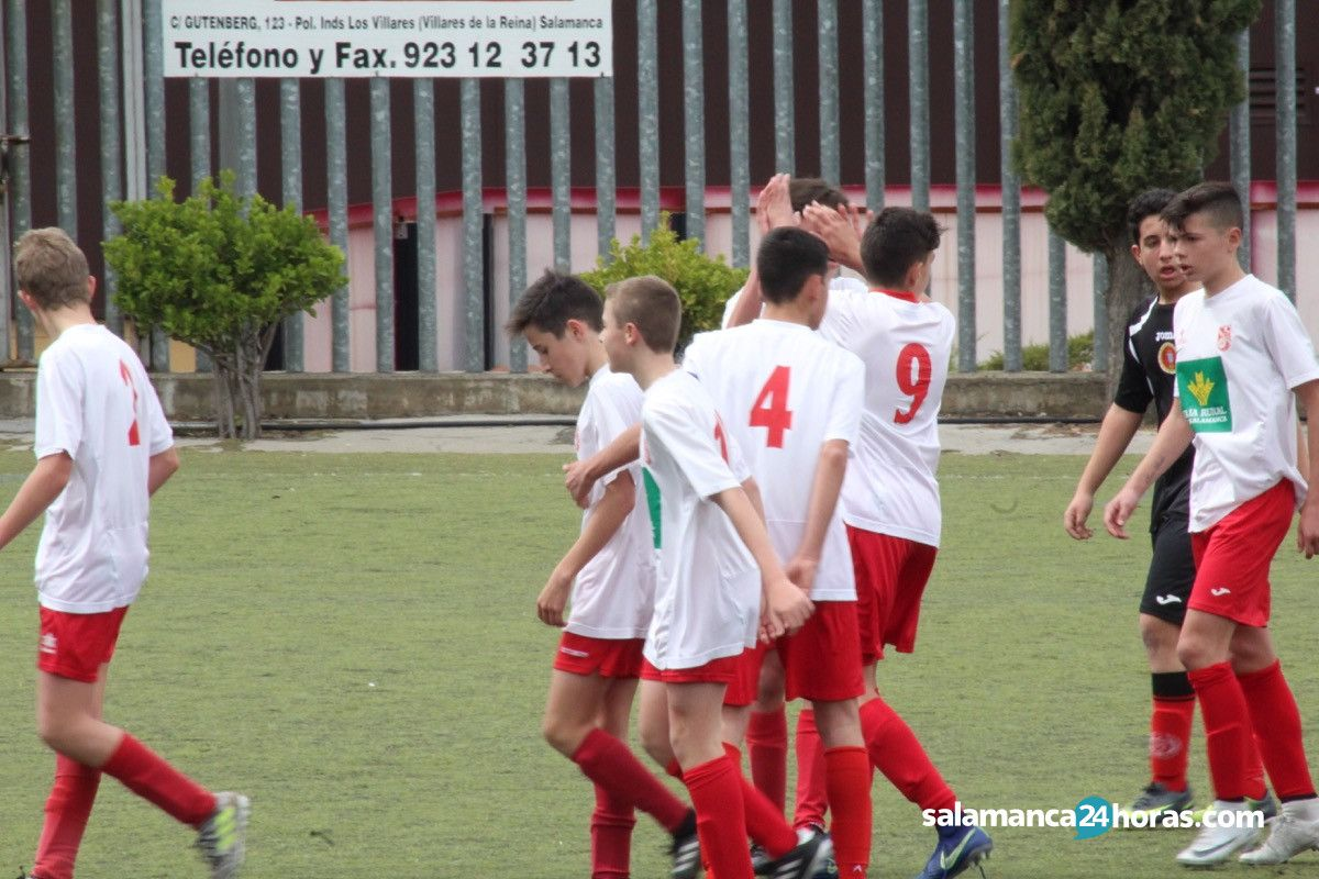 Futbol base aplazado: 7-8 de abril