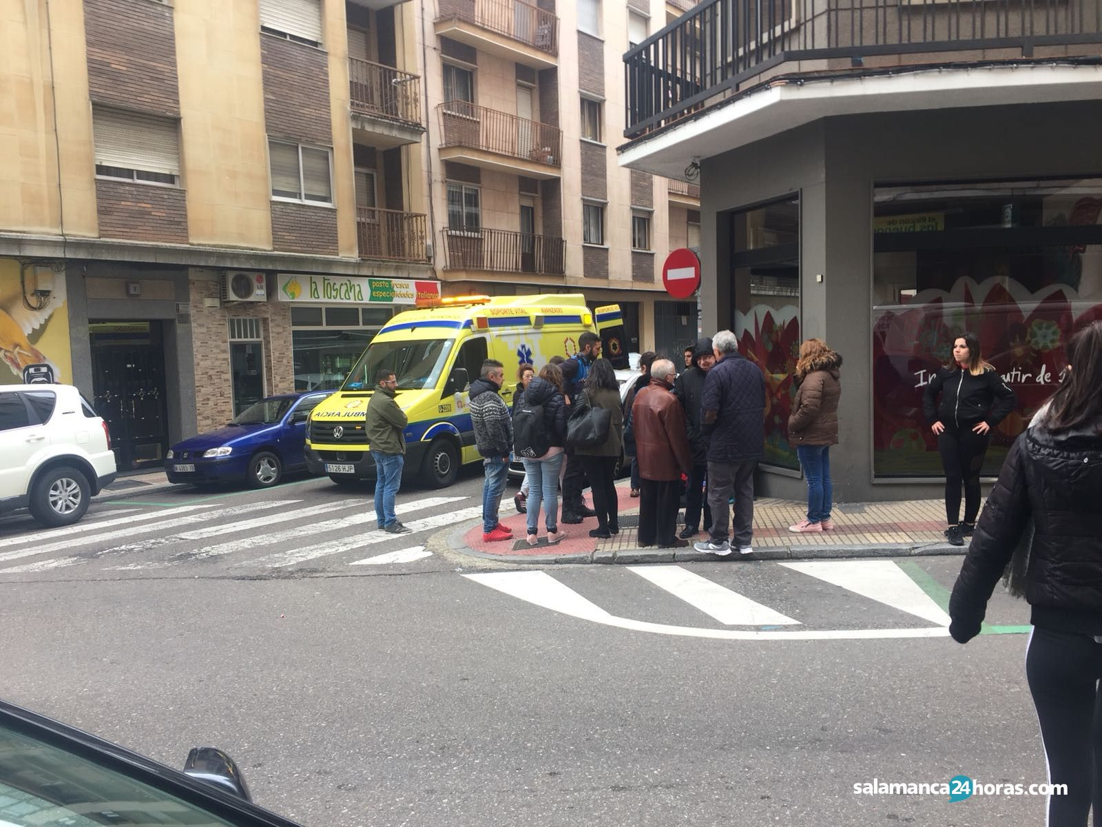Ambulancia wences moreno