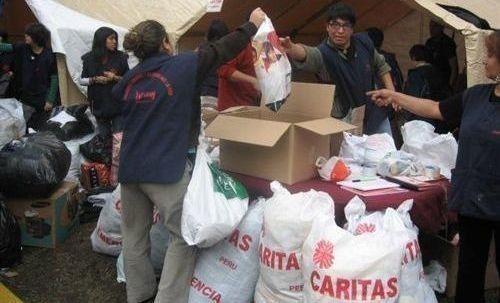 Los demandantes de ayuda de Cáritas se triplican