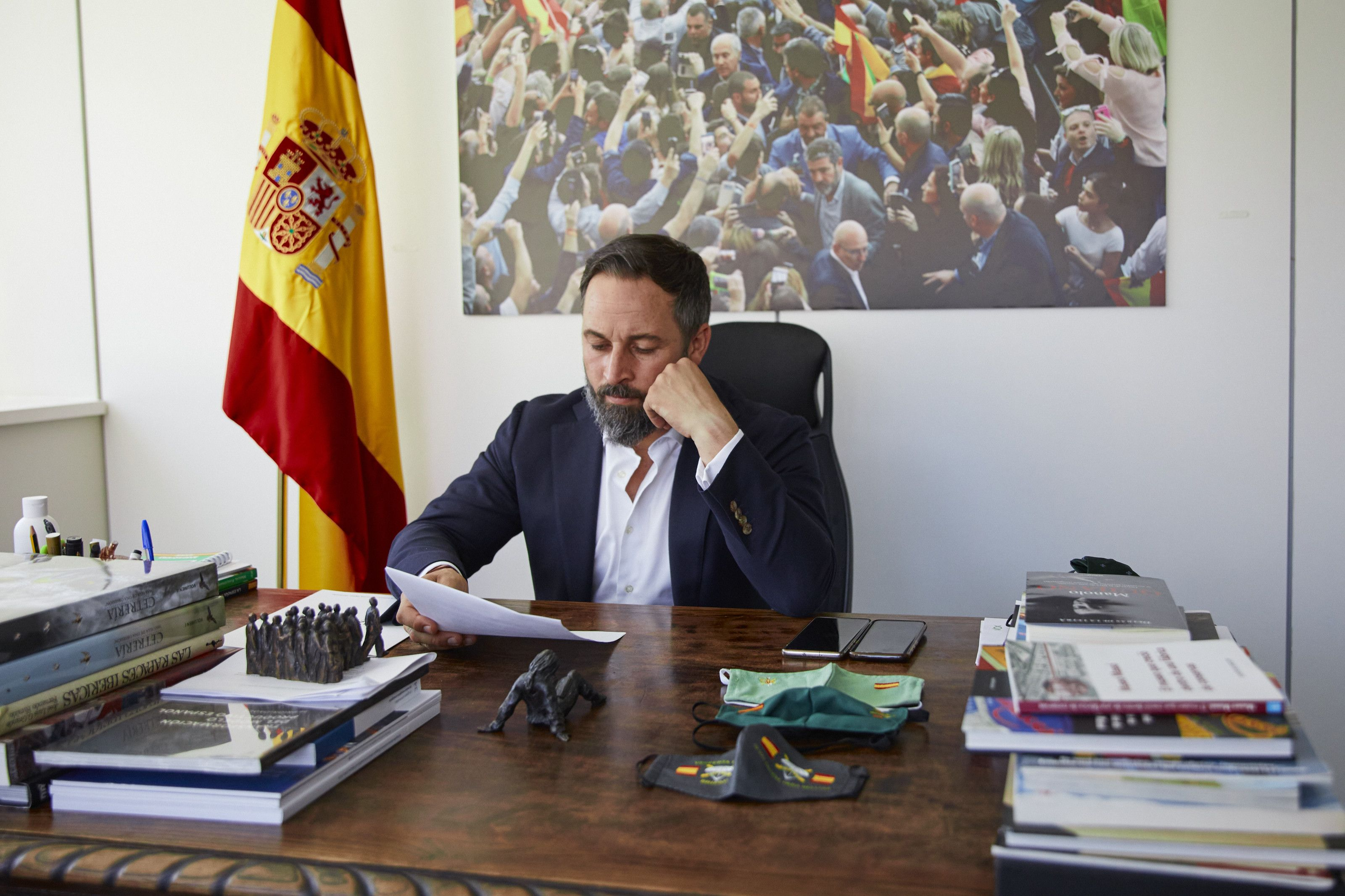 Abascal propone