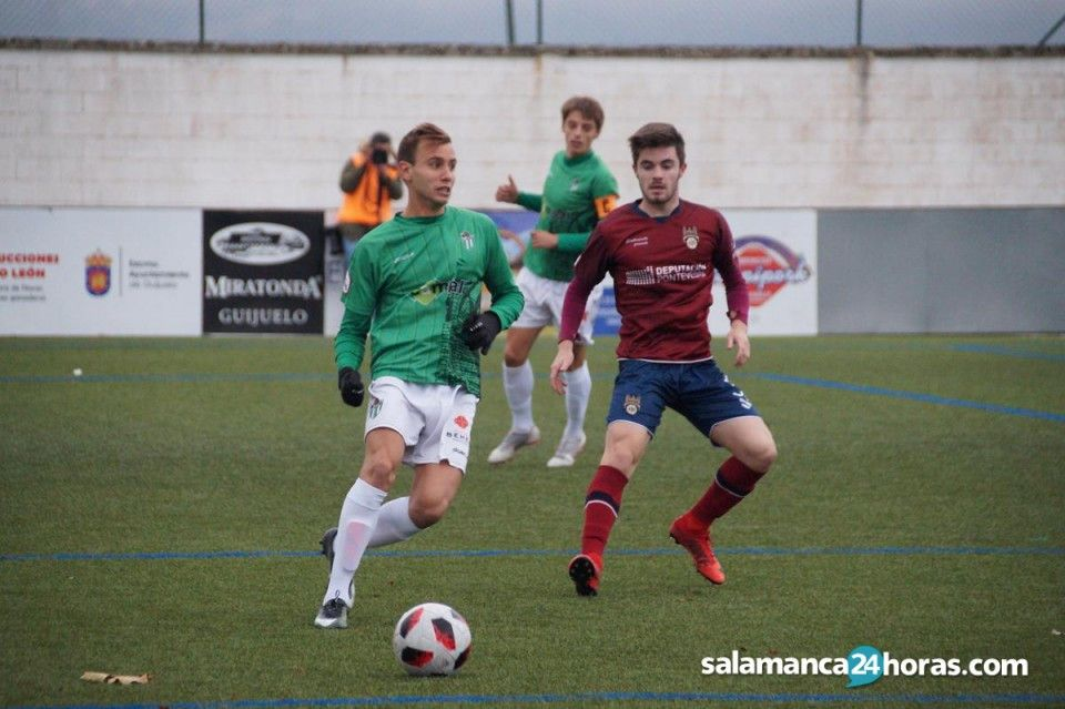 Final. Guijuelo 1-1 Navalcarnero