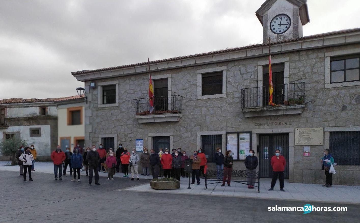 Pereña Concentración España Vaciada