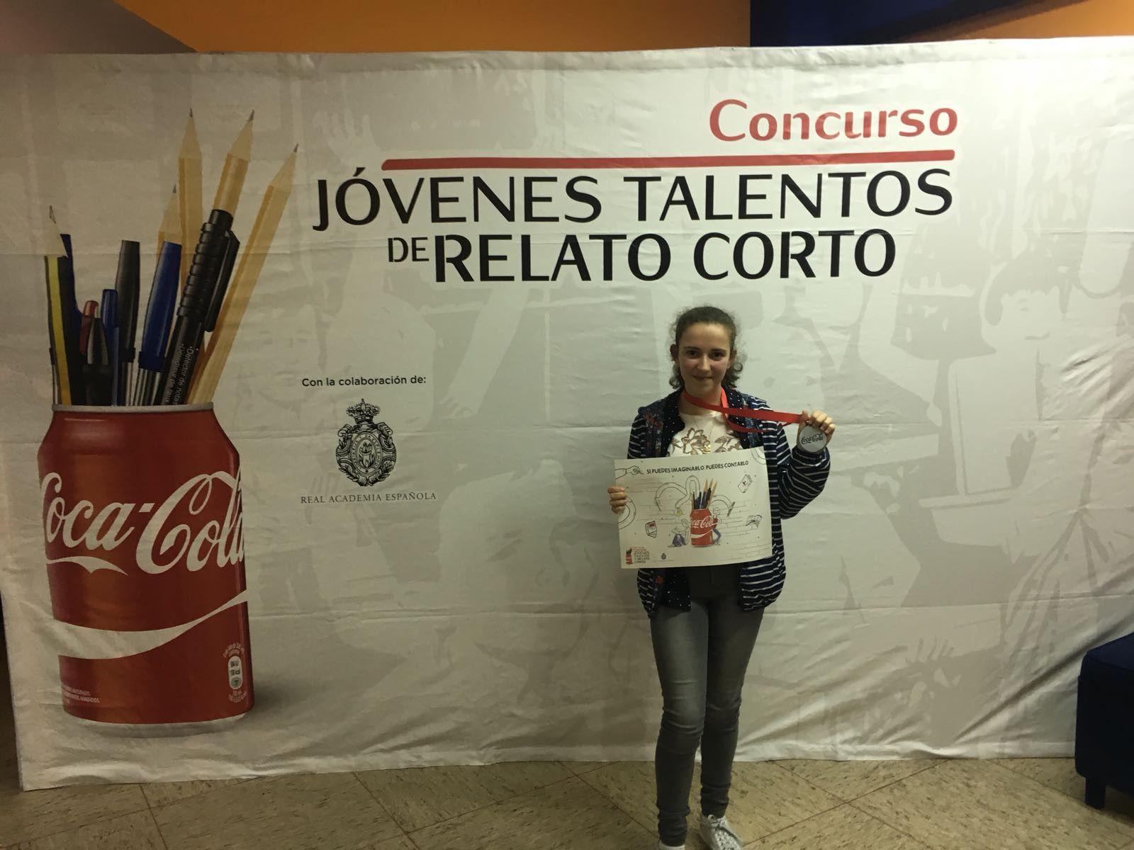 Campeona Jóvenes Talentos Colegio San Juan Bosco (1)