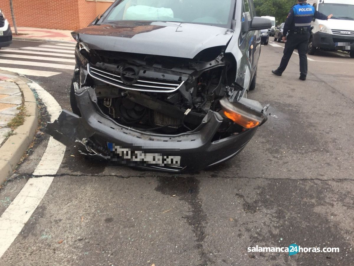 Accidente en Vistahermosa
