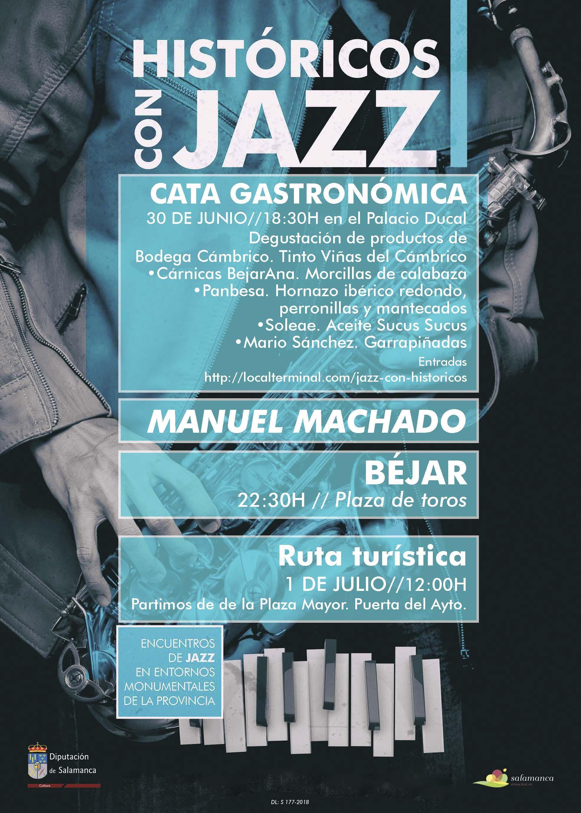 Cartel Jazz Beu0301jar