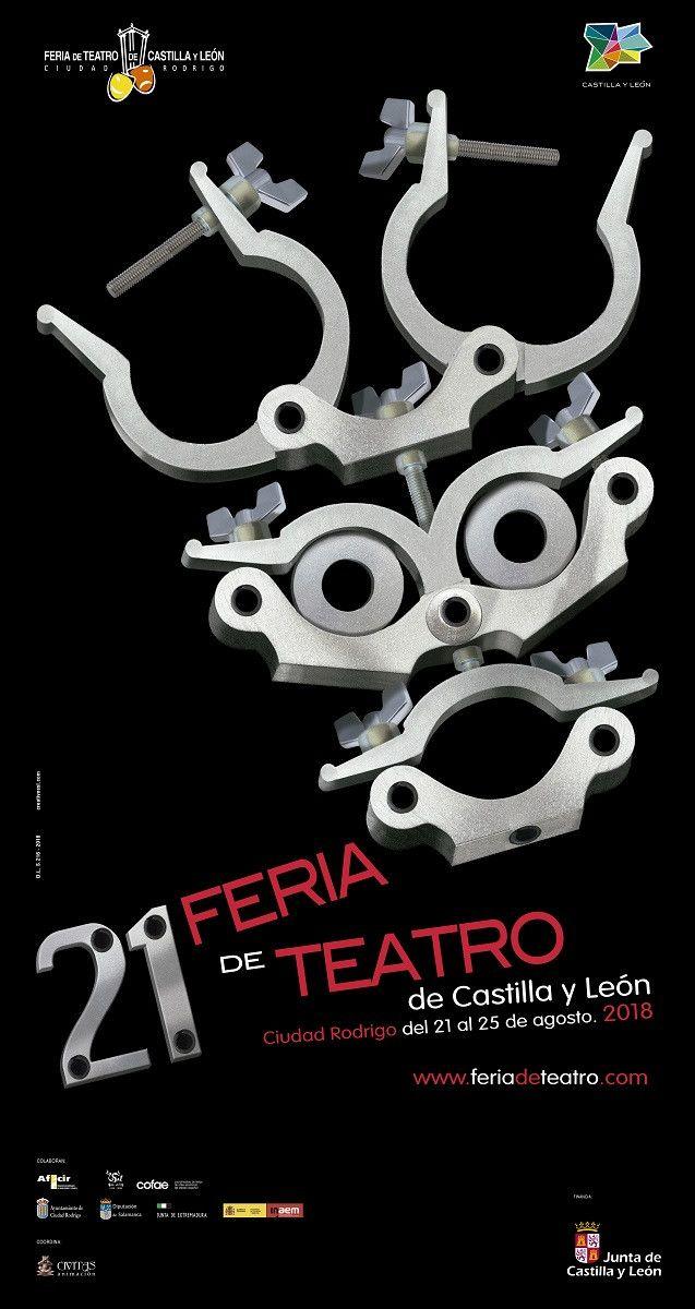 CARTEL XXI Feria de Teatro de CyL