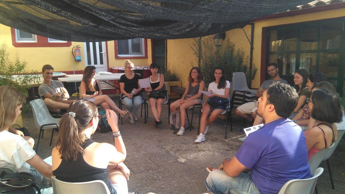 Monleras Campo de Trabajo internacional (1)