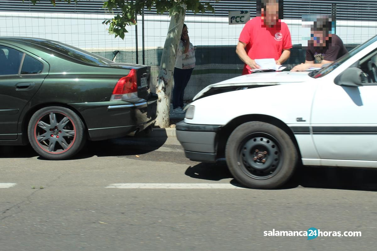 Accidente San Vicente