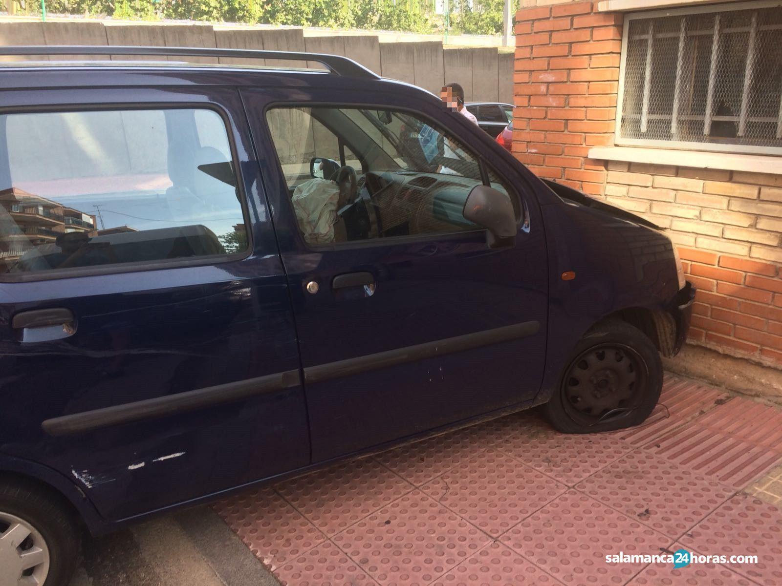 Accidente en la calle Espronceda (2)