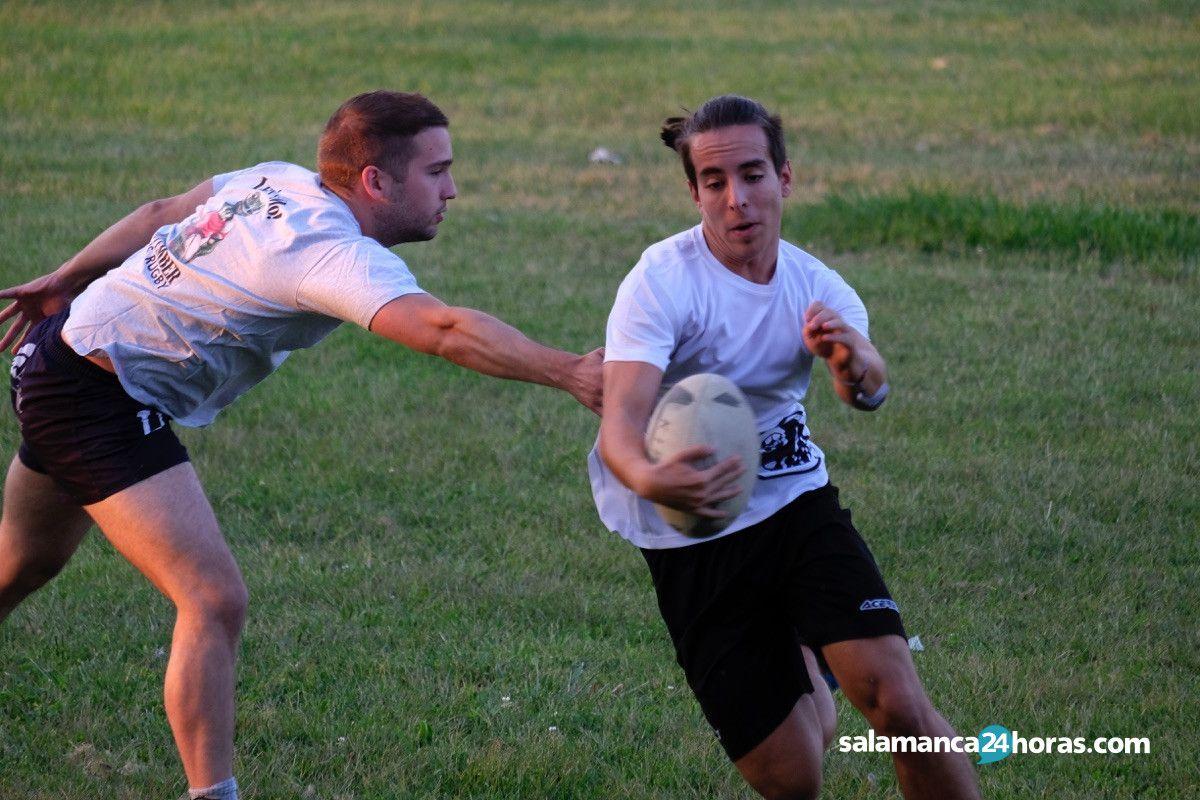 Rugby entrenamiento tono 32