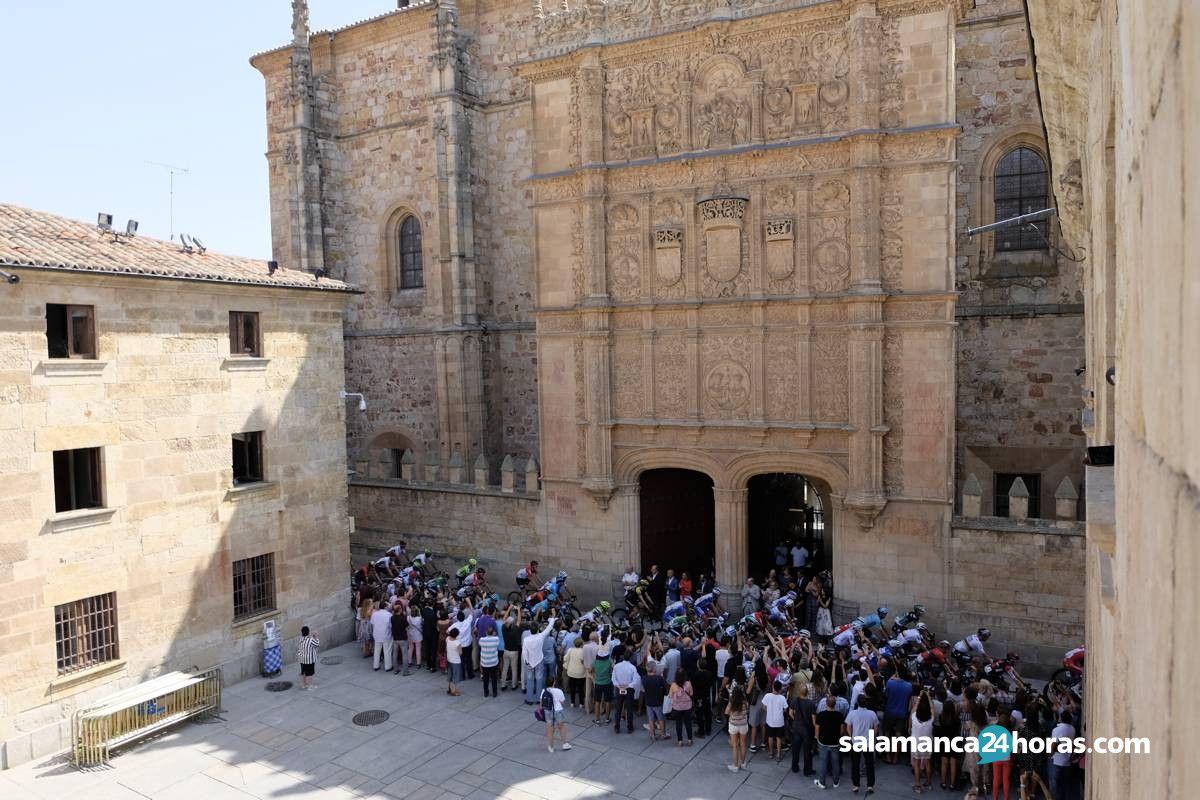 Vuelta ciclista espana tono0038