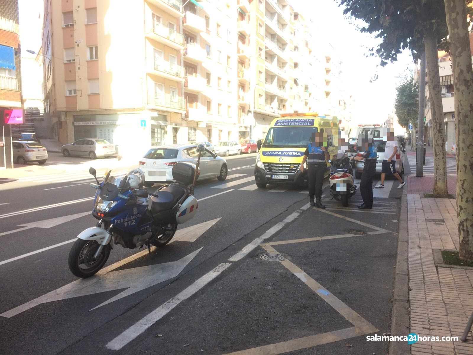 Ambulancia Comuneros Policía Local (3)
