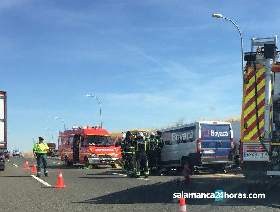 Accidente A62 (3)
