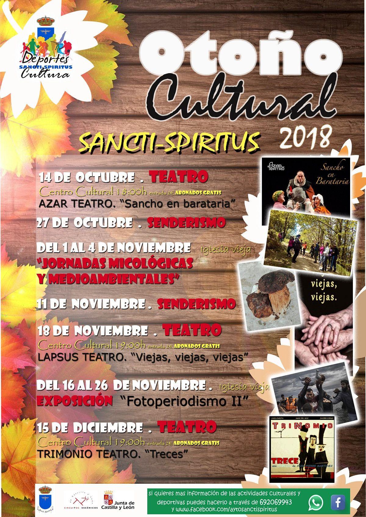 Sancti Spiritus otou00f1o cultural