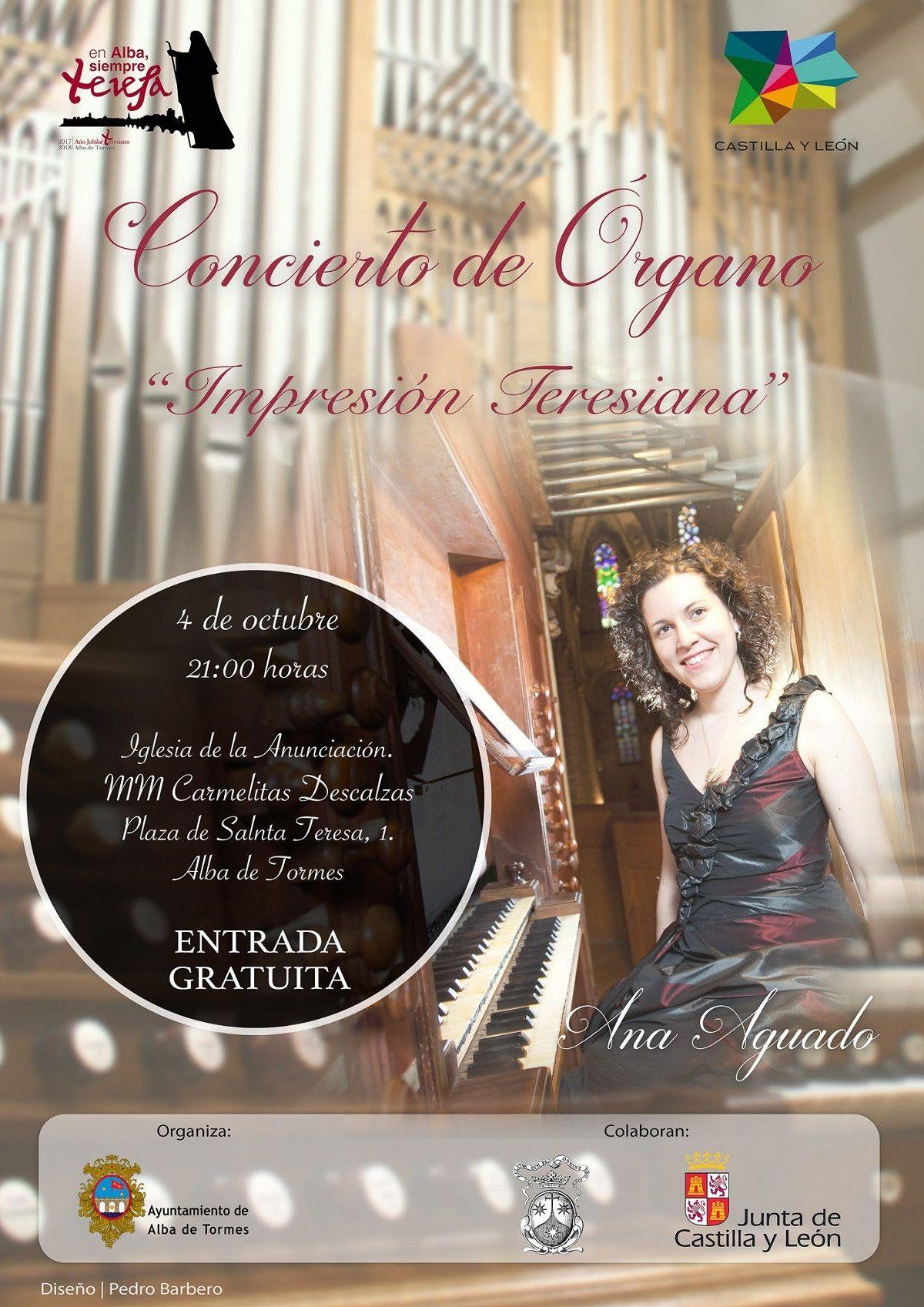 Concierto de u00d3rgano Ana Aguado