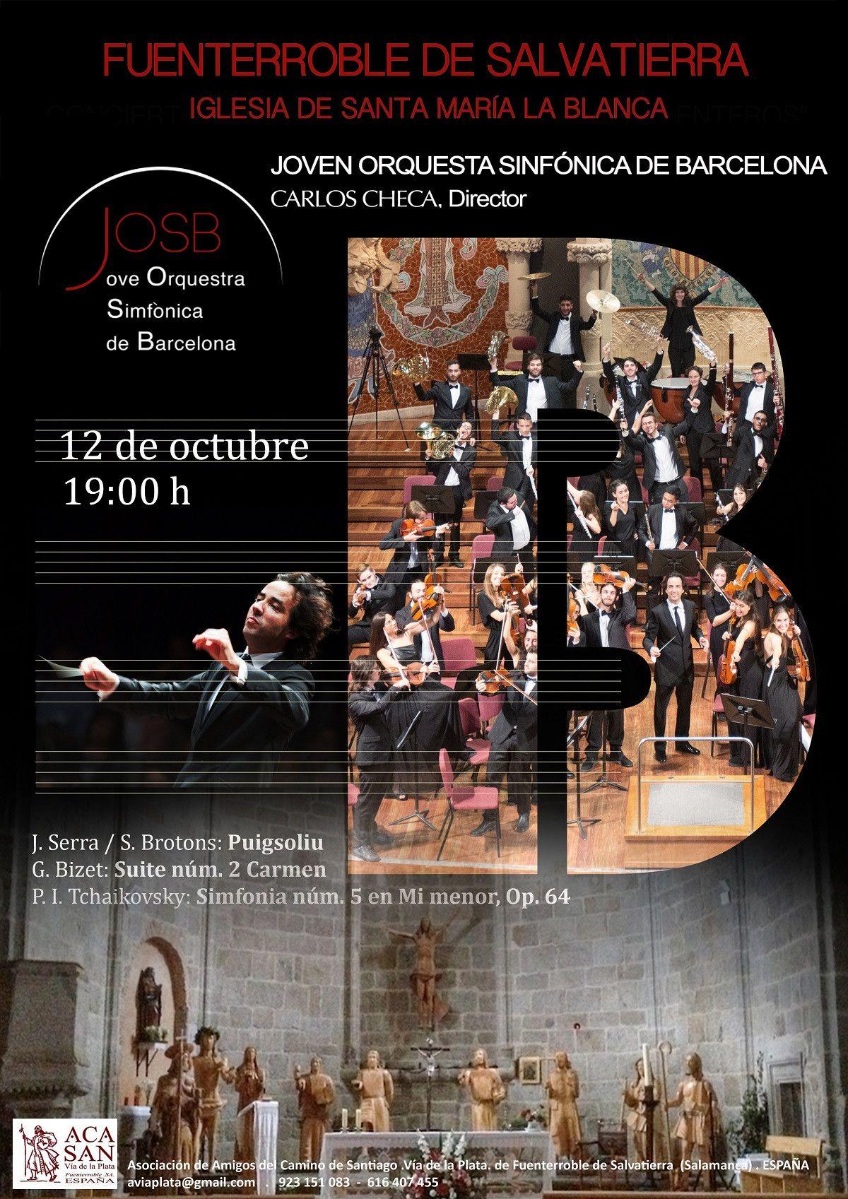 Fuenterroble concierto orquesta