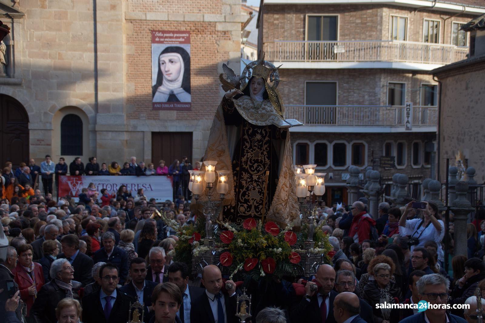 Alba de Tormes Santa Teresa 2018 (88)