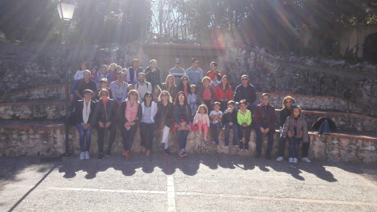 Colegio San Juan Bosco Ruta AMPA Olmedo (10)