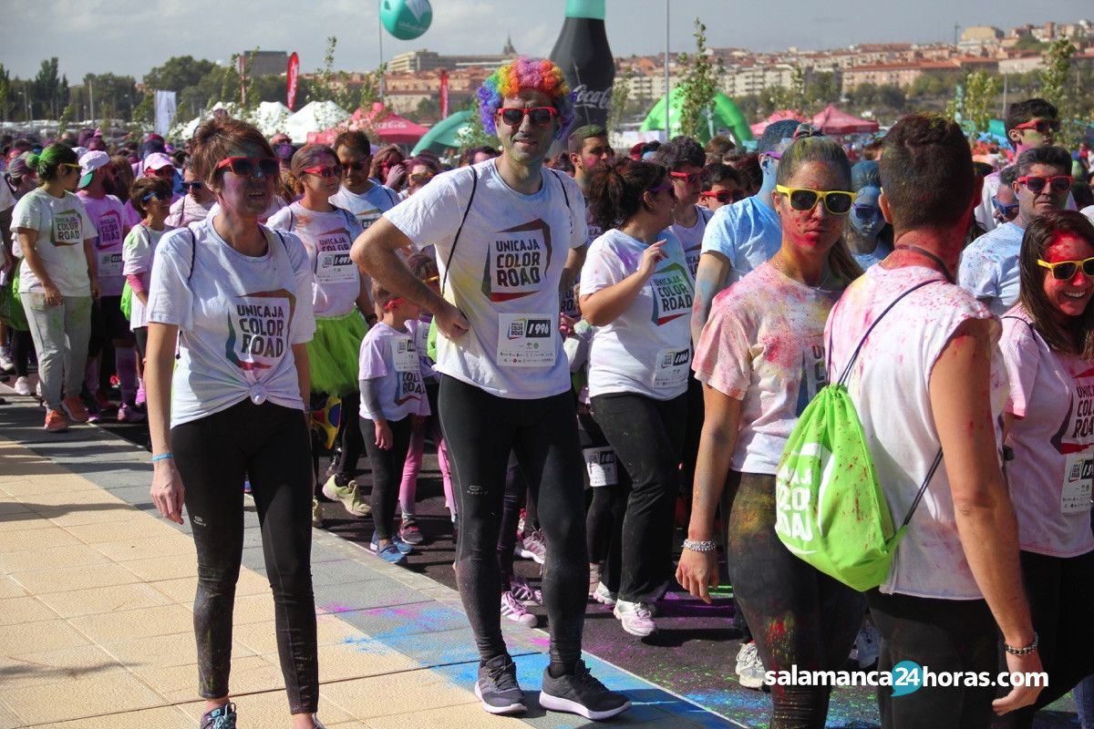 Unicaja Color Race