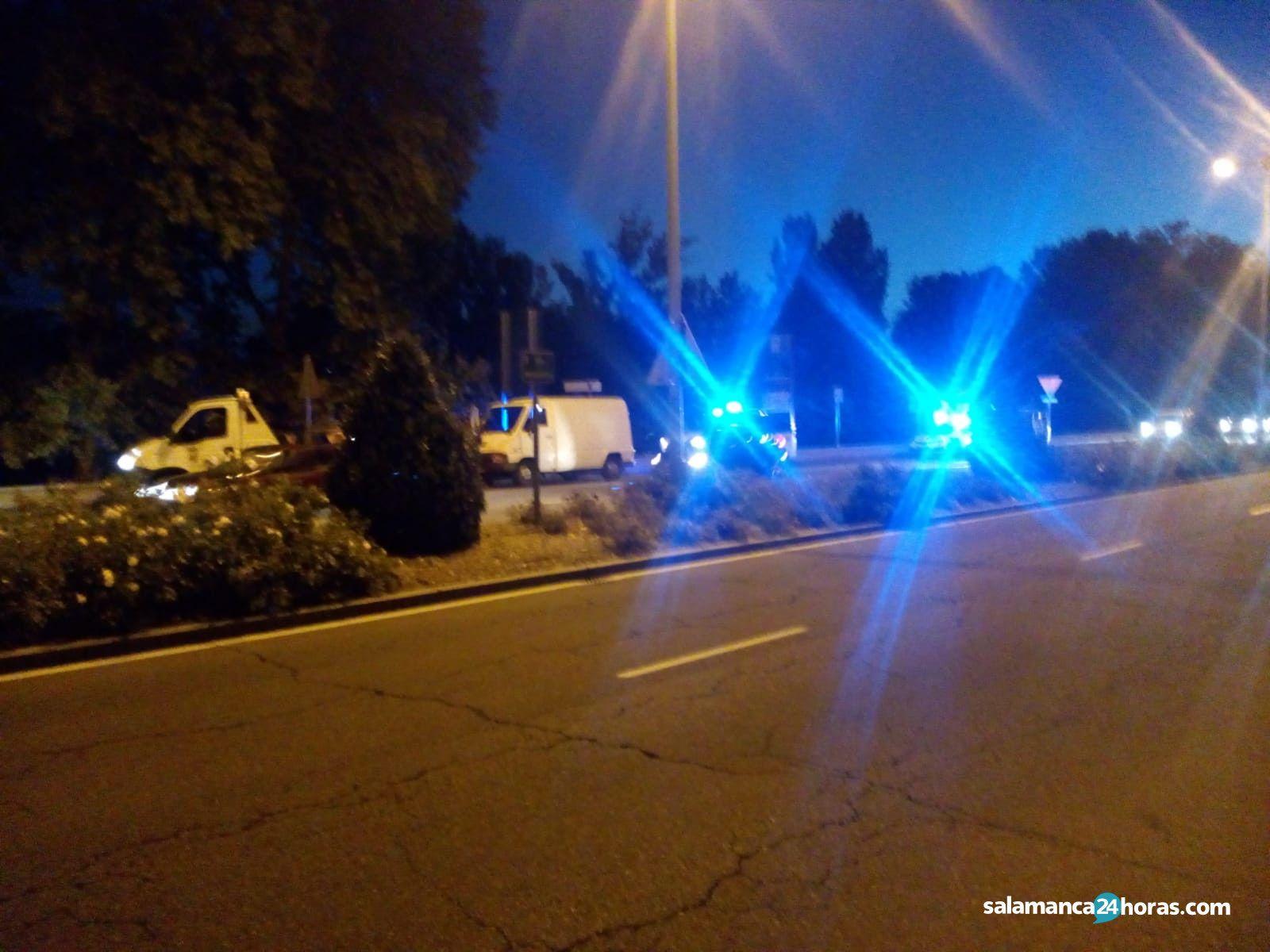 Accidente carretera de Madrid (2)