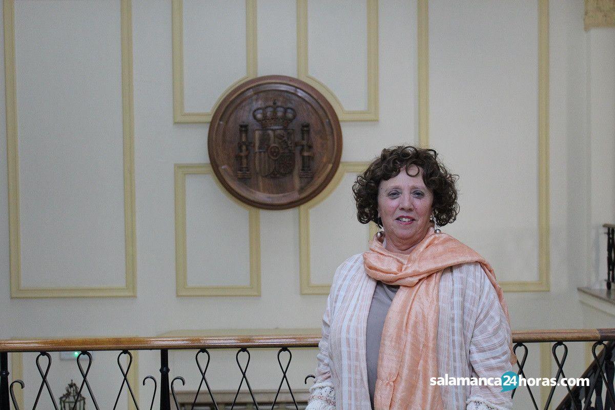 Subdelegada del Gobierno Encarnación Pérez (2)