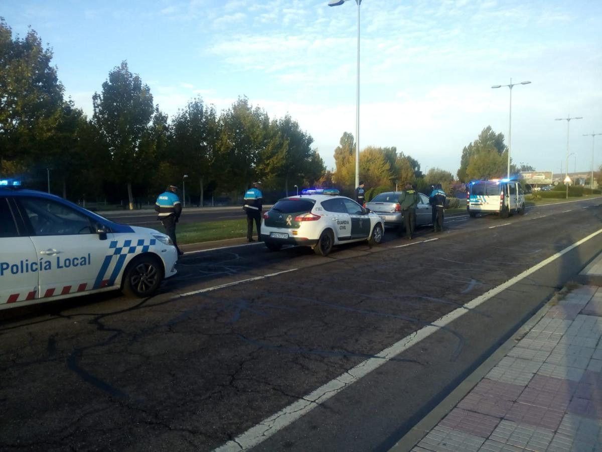 Policia paseo progreso (1)