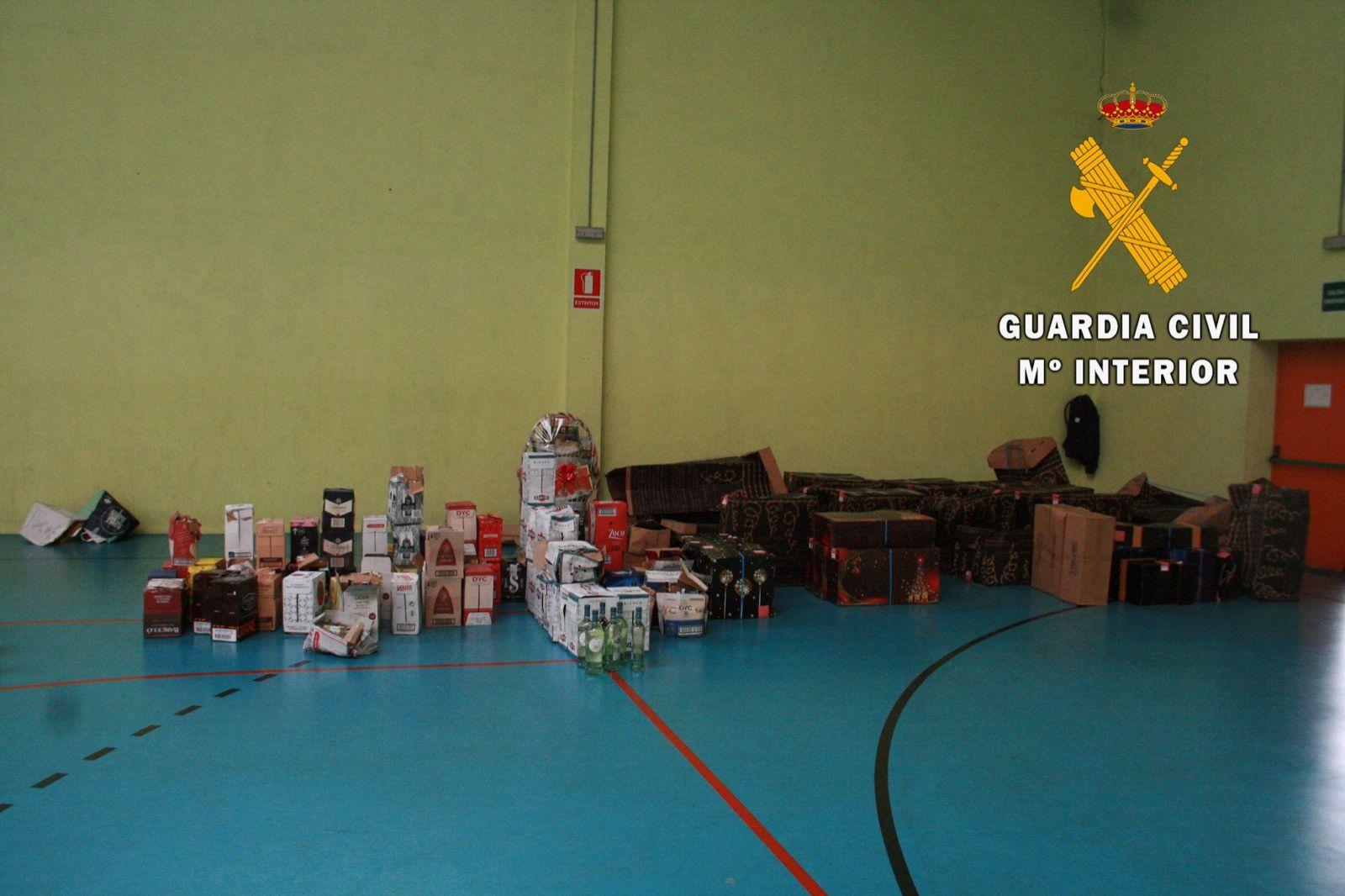 Operaciu00f3n Guardia Civil robos Martinamor 1