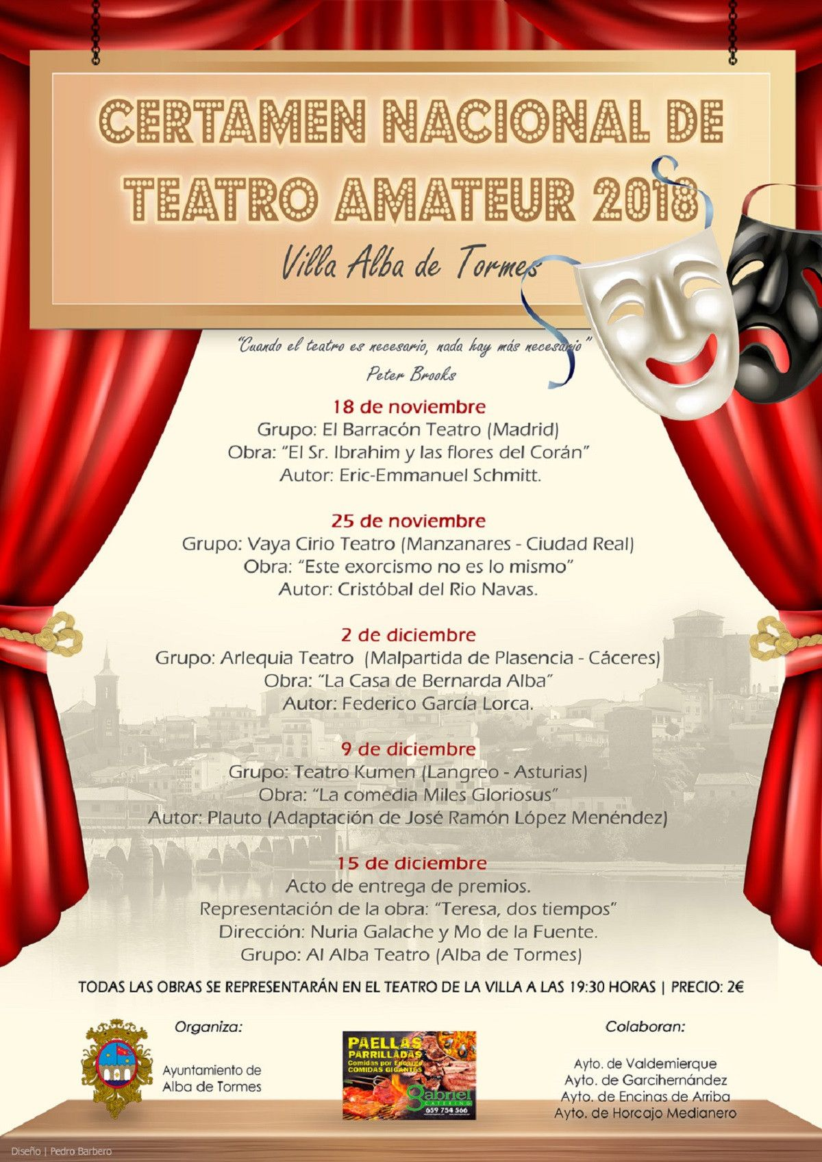 Alba de Tormes Teatro 2