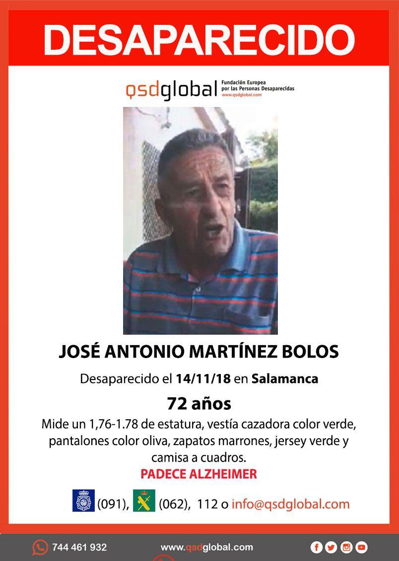 14 11 18 JOSÉ ANTONIO MARTÍNEZ BOLOS