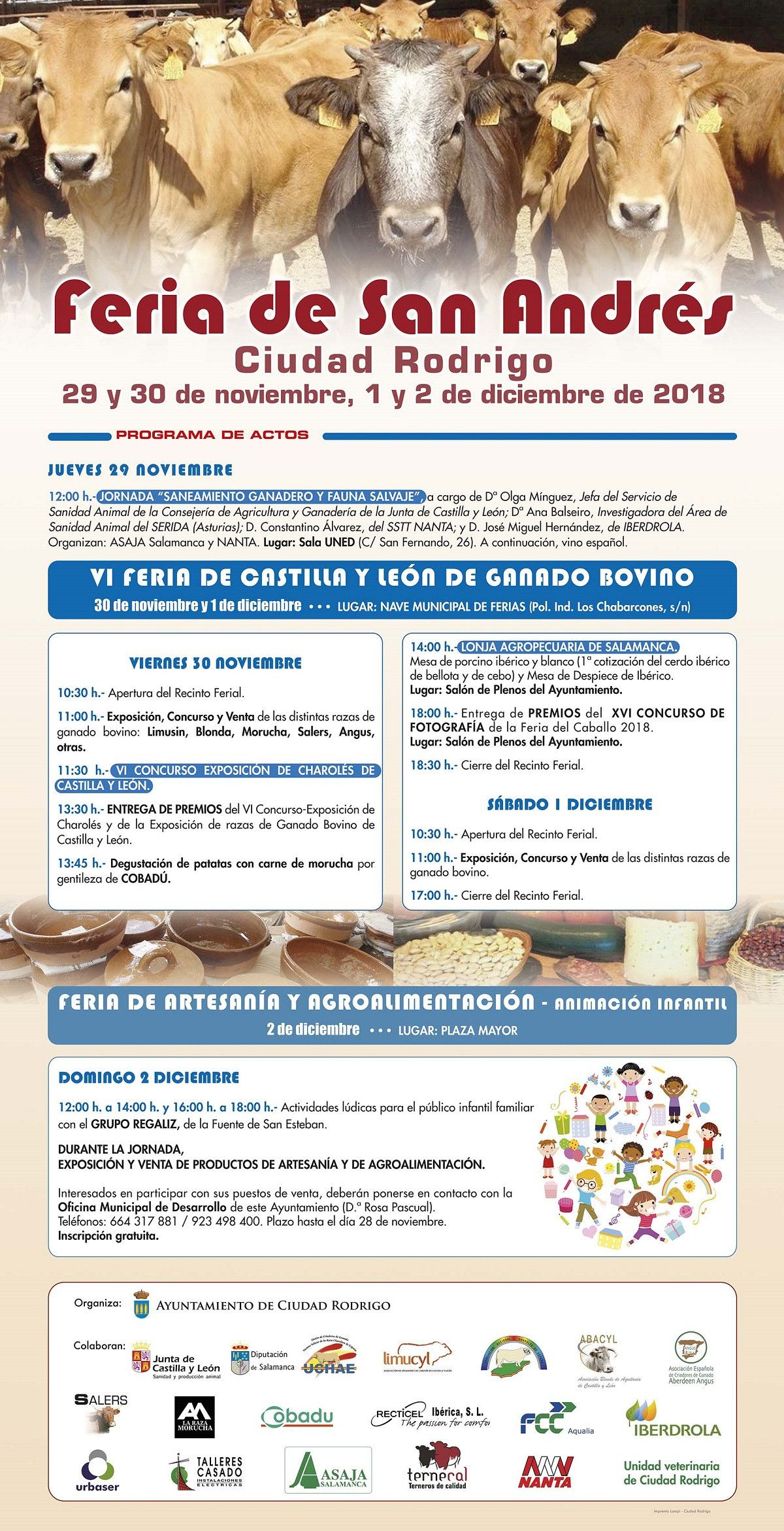 CARTEL FERIA DE SAN ANDRES 18