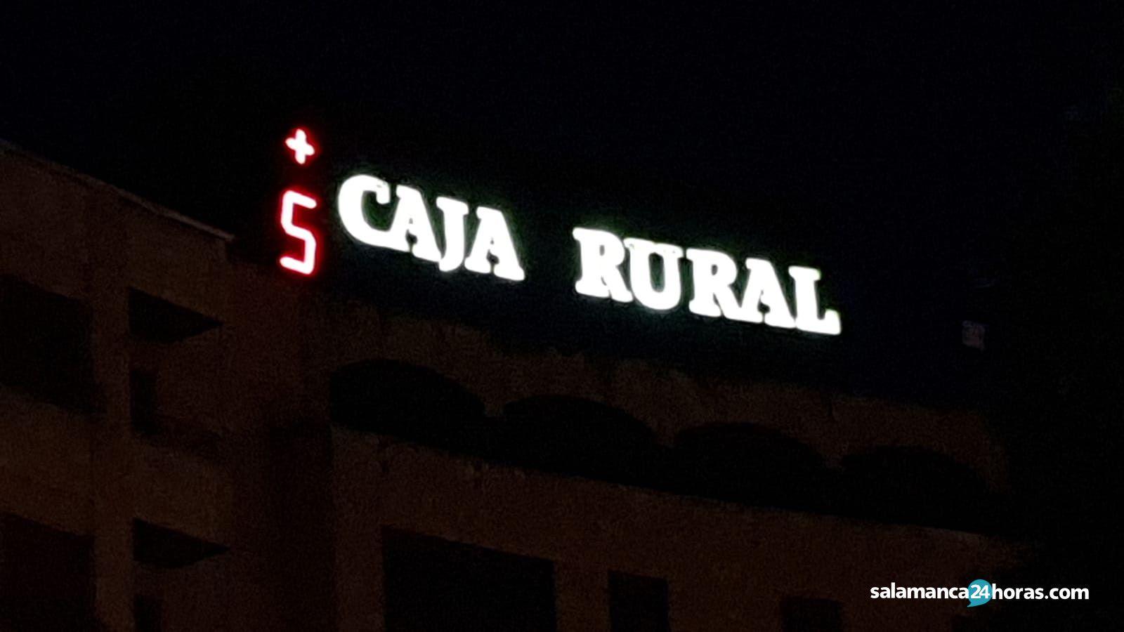 Temperatura frío Caja Rural
