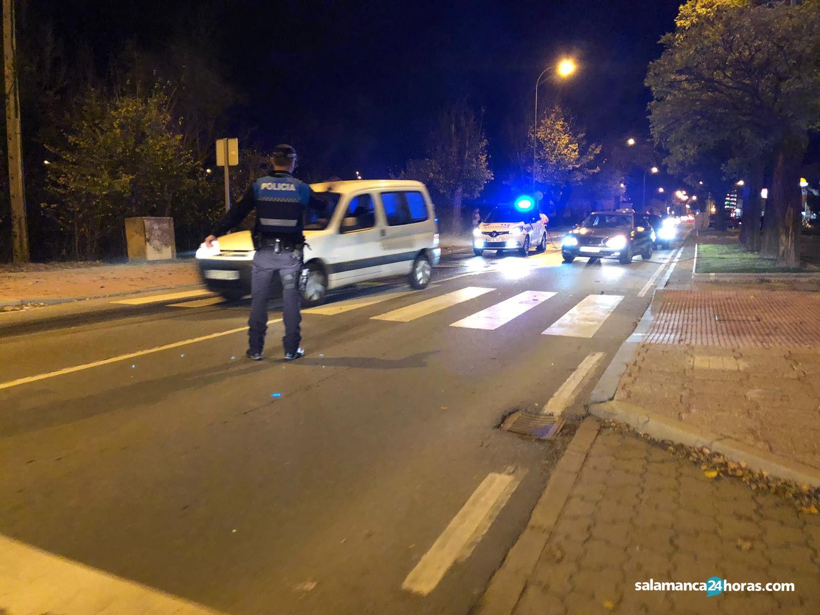 Accidente La Fregeneda 2