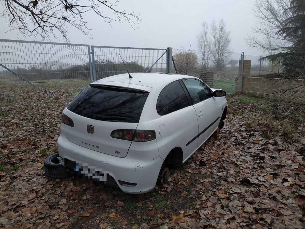 Villamayor robo coche (2)