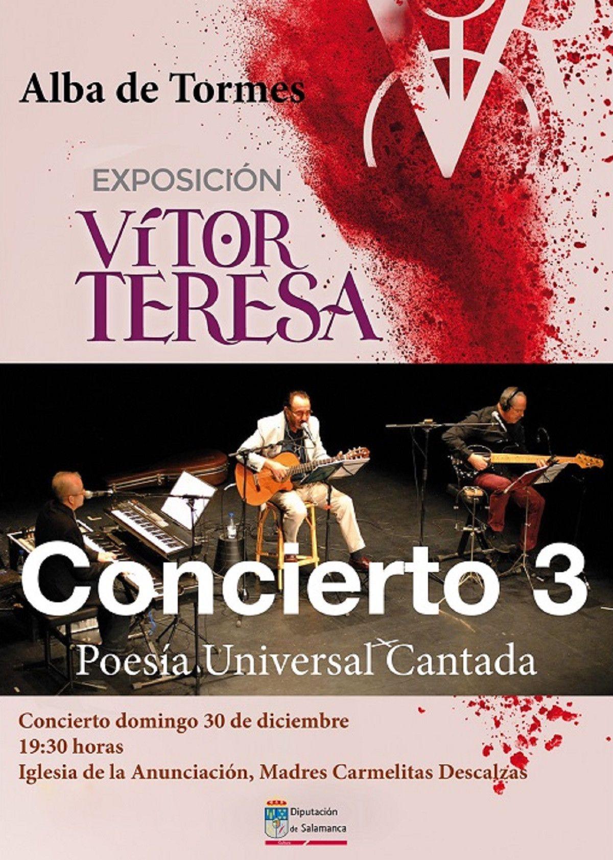 Vitorteresa concierto
