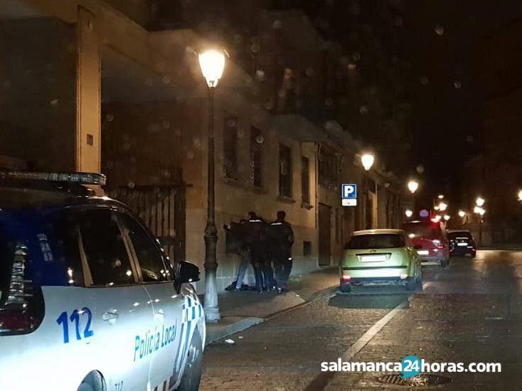 Suceso calle el rosario (2)