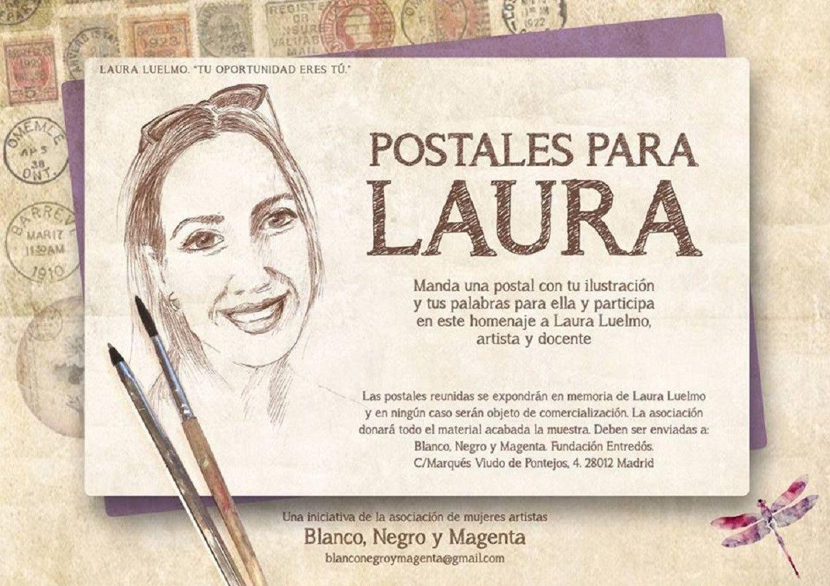 Asociacion Postales para Laura