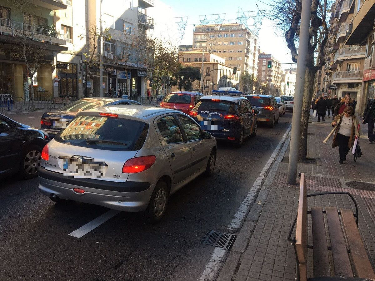 Avenida mirat coches