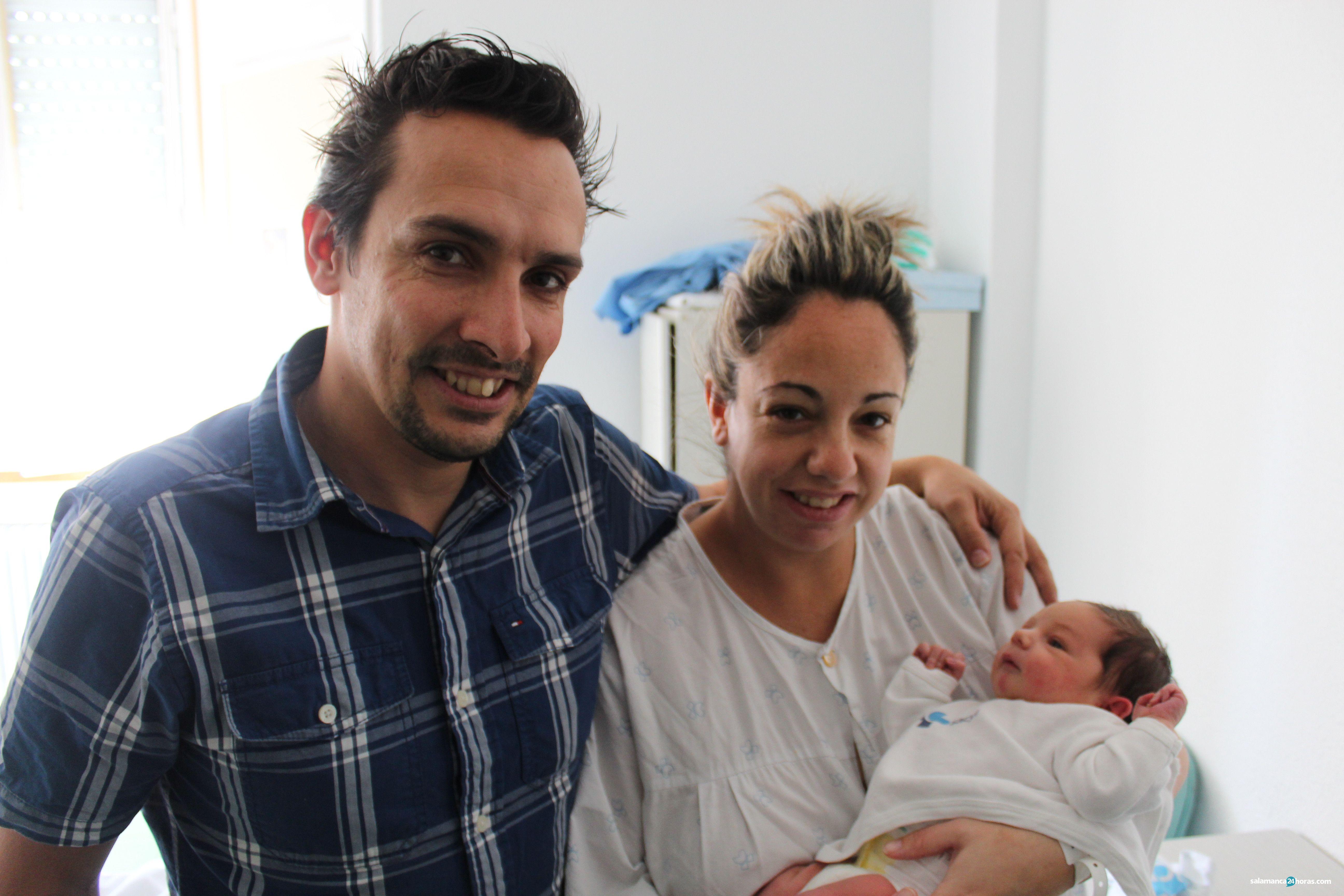 Yonatan, último bebé de 2018