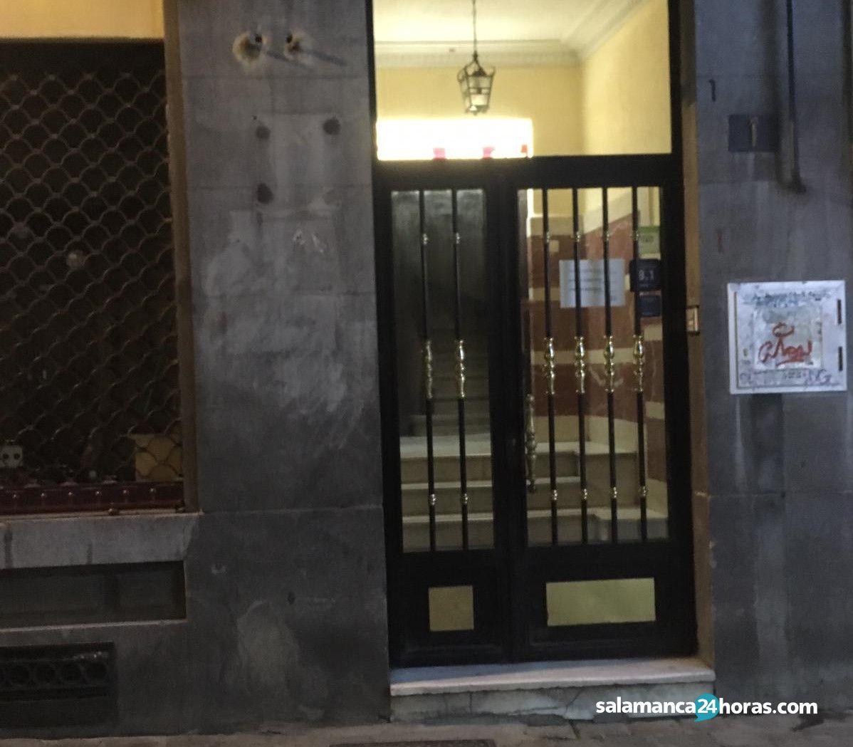Pensión Salamanca calle Meléndez