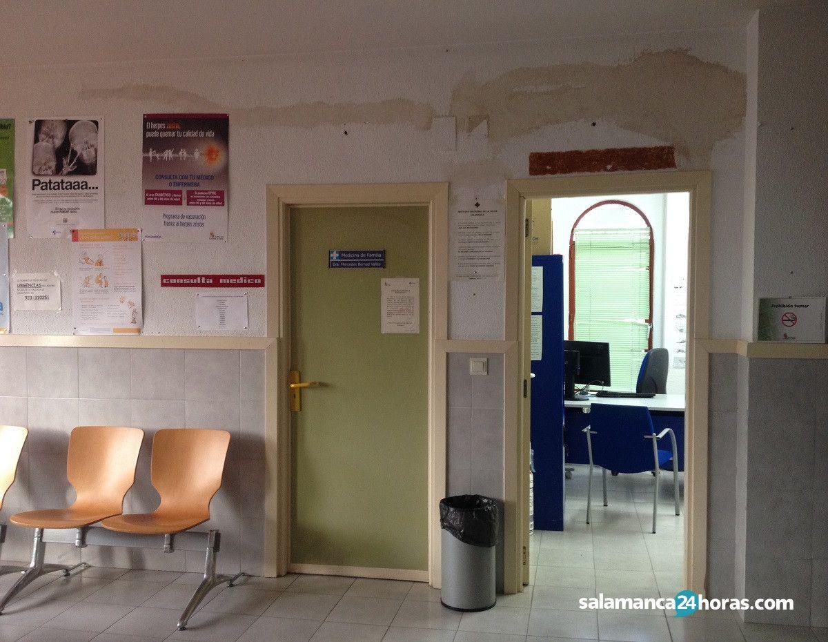 Calzada de Valdunciel centro de salud 2