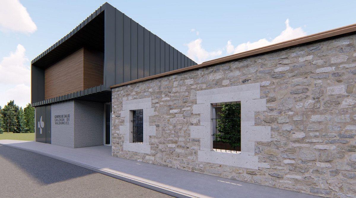 Nuevo centro de salud de Calzada de Valdunciel (5)