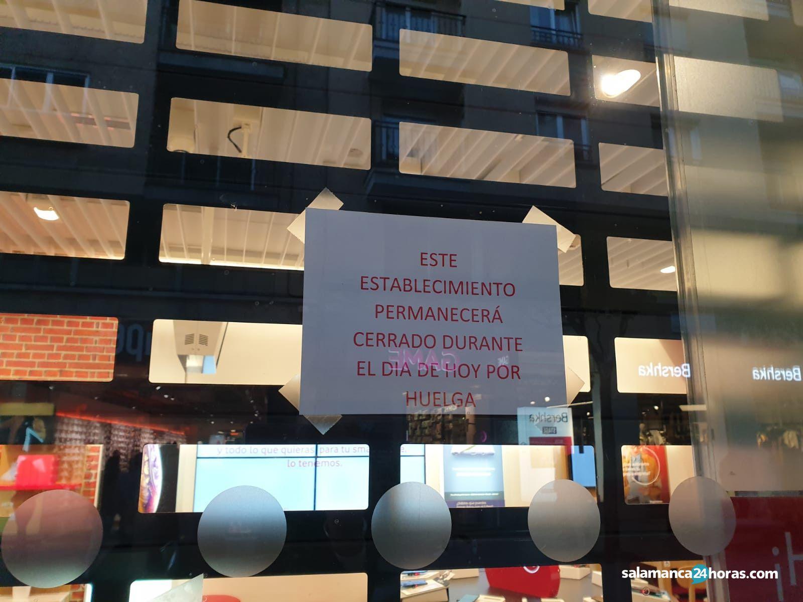 Vodafone Huelga (2)