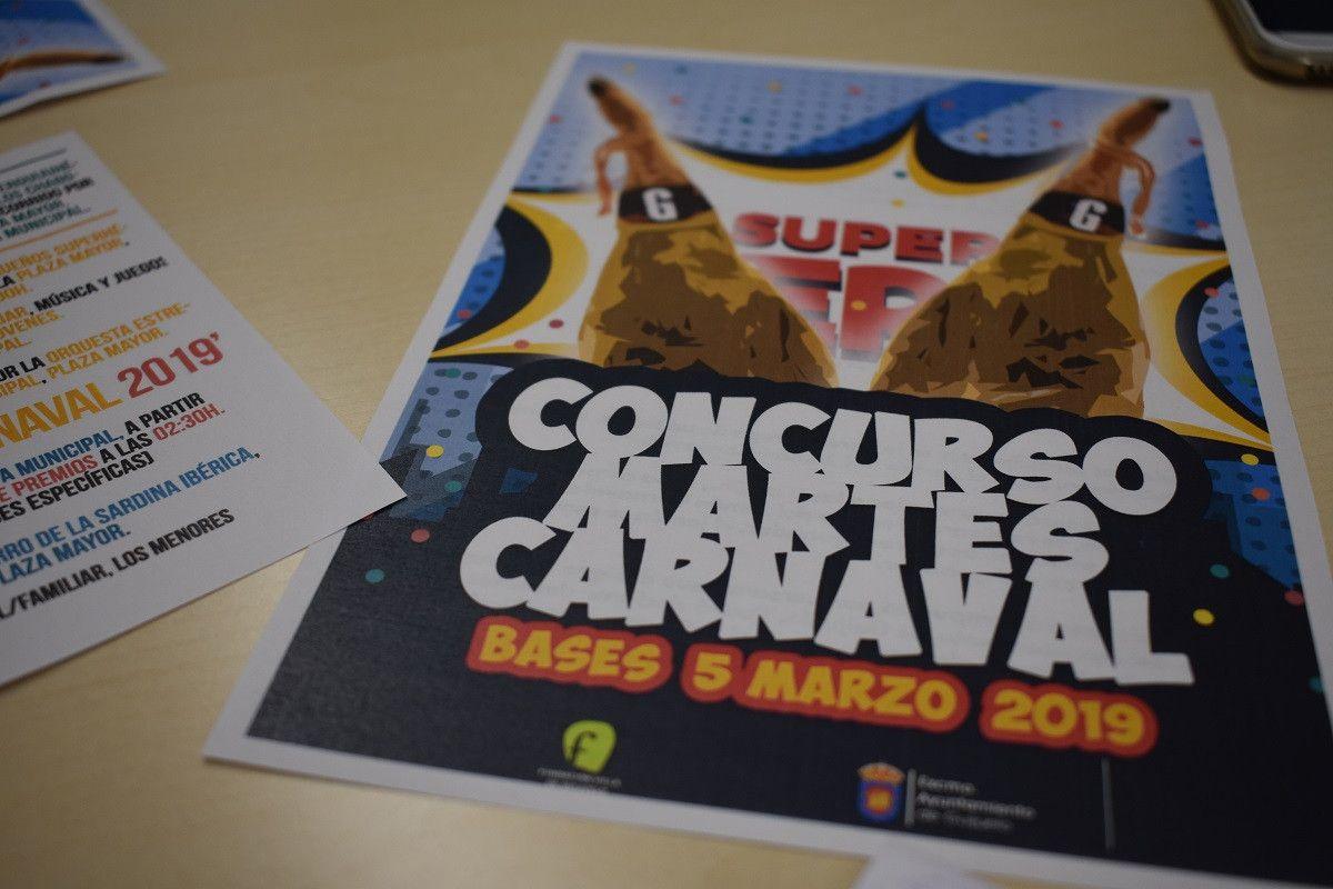Concurso Martes de Carnaval