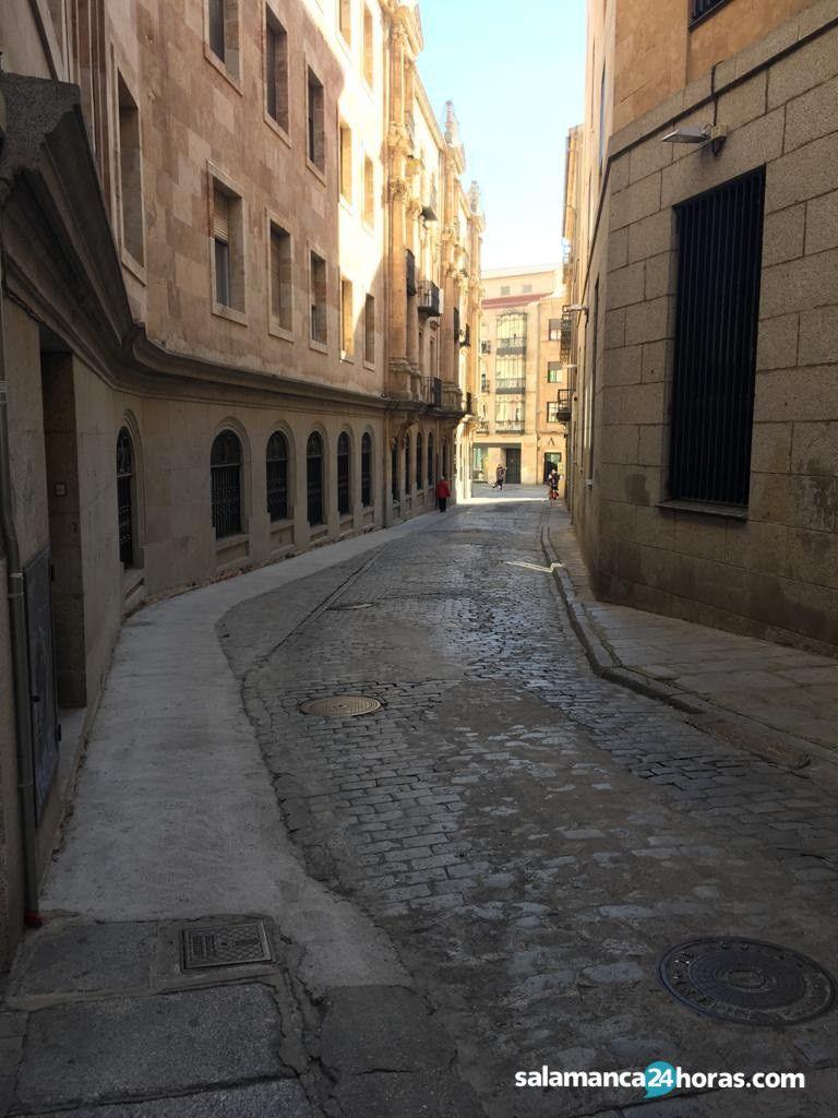 Calle especias vertical
