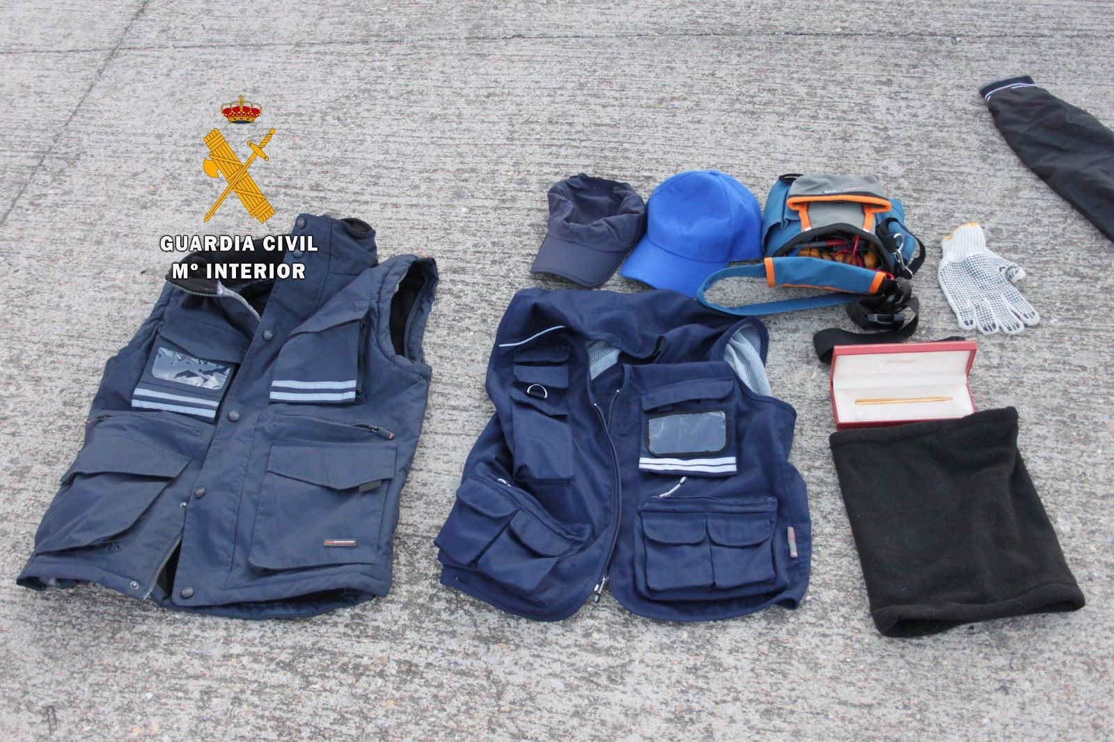 Guardia Civil Cantalapiedra 3