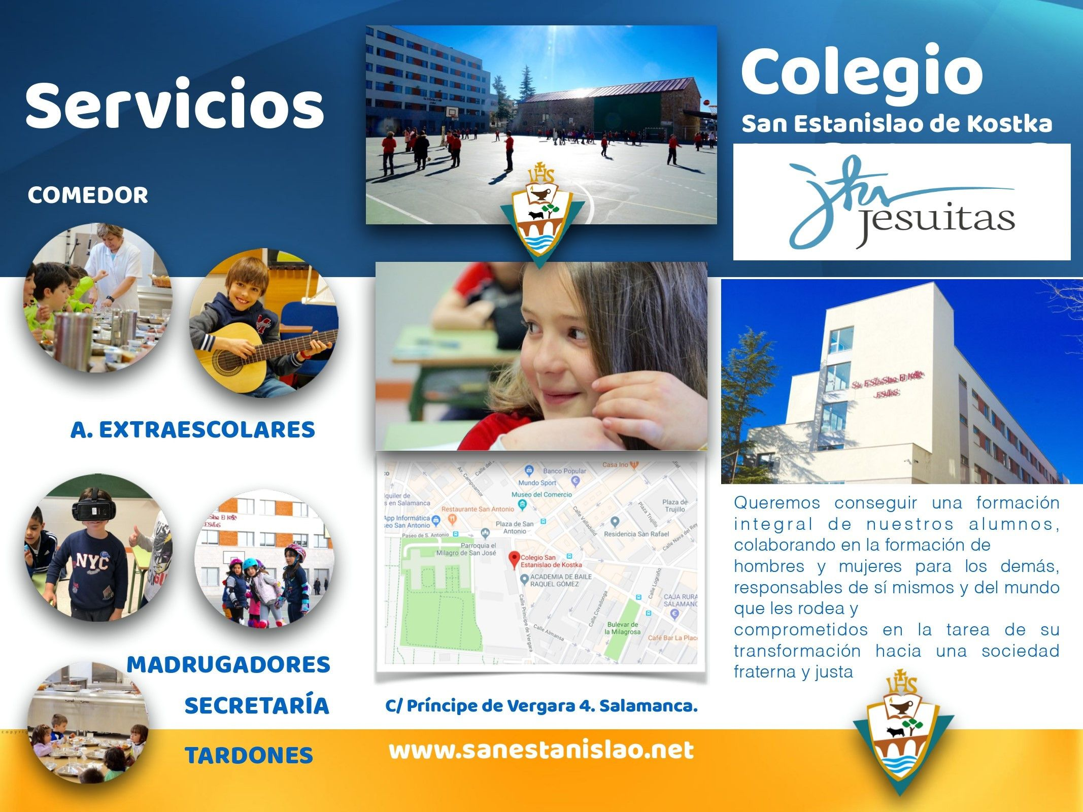 Colegio San Estanislao pages 1