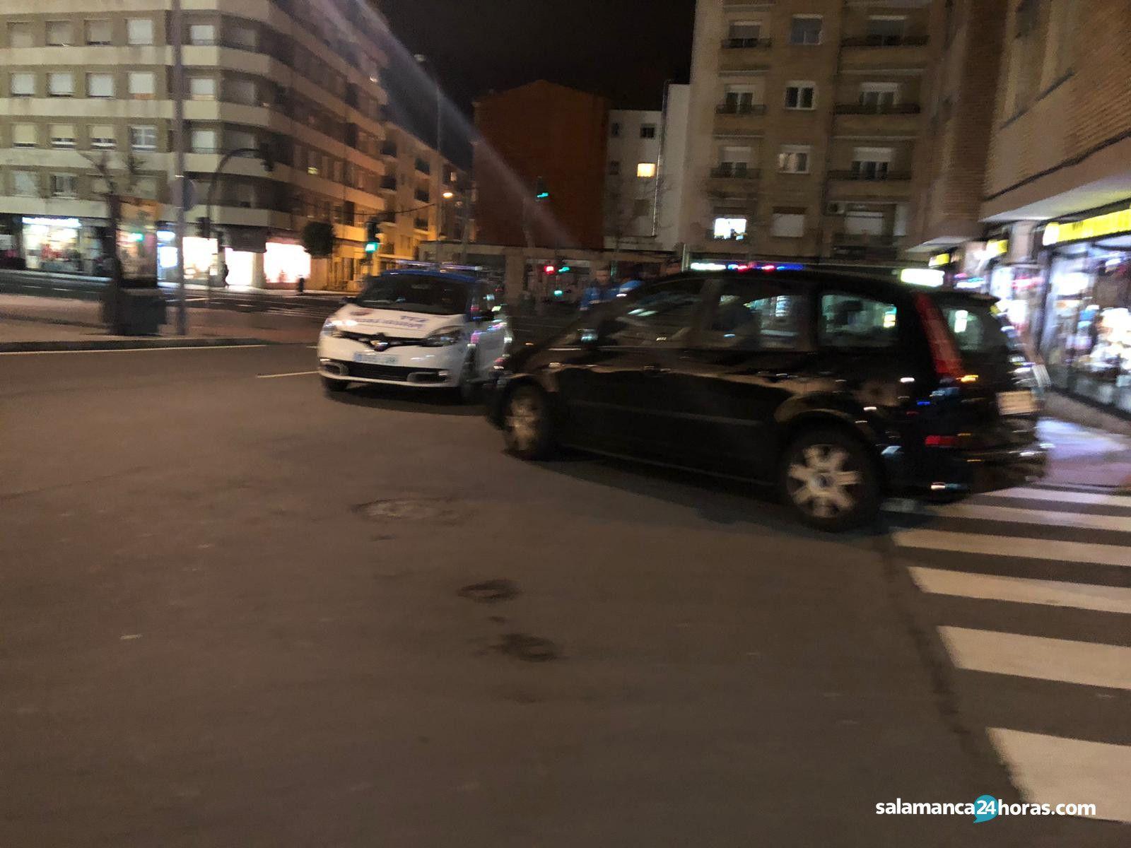 Atropello en la calle Pérez Herrasti 1 (1)