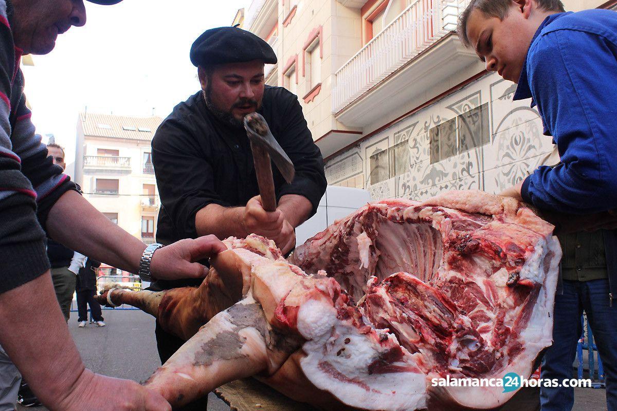 Demostracion de la matanza tradicional (14)