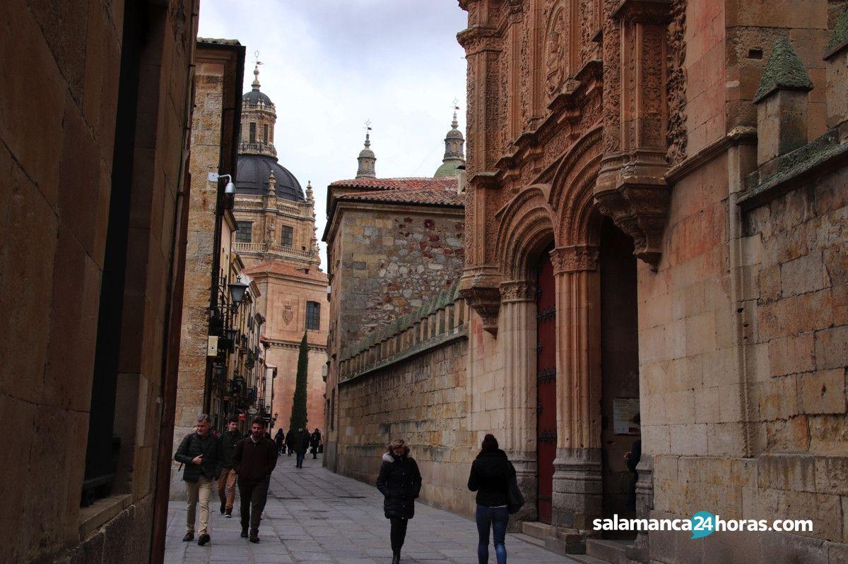 Calle Libreros, Universidad, gente, turismo, clereci?a