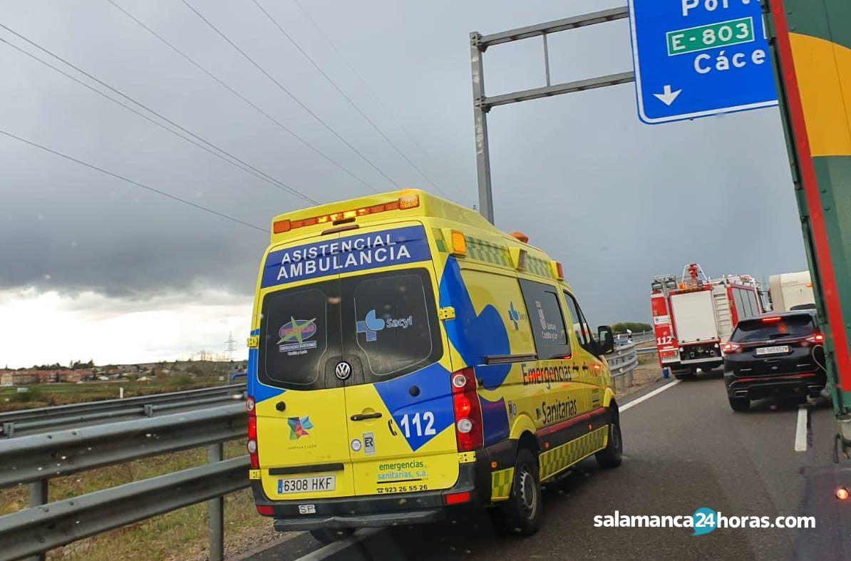 Accidente Villares 1